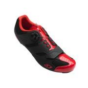 Giro Savix Fietsschoenen - Rood Zwart