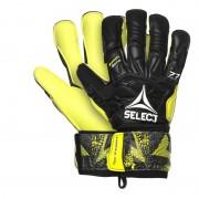 portar manusi Select GK mănuși 77 super Prindere Hyla tăiat negru galben