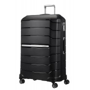 Samsonite Flux 81cm Extra Large 4-Wheel Spinner Suitcase - Black