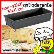 TEGLIA ANTIADERENTE PLUM CAKE 31 x 11 cm