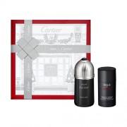 Cartier Pasha Edition Noire Мъжки Комплект - EdT 100 ml + део стик 75 ml