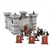 Tradico® TradicoBrand New Medieval Knights Catapult Castle Soldiers Infantry Figures Accessory Playset Toy