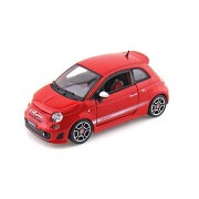 2008 Abarth 500 1/24 Red