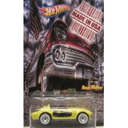 Hot Wheels CUSTOM CORVETTE GRAND SPORT ROADSTER 'Made in USA' Series Real Riders Rubber Wheels Limited Edition...