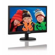 Monitor LED Philips 223V5LSB2/62 Full HD Black