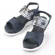 RosyRosy ゴムゴムプラットフォームサンダル【QVC】40代・50代レディースファッション