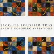 Jacques Loussier Trio - Bach's Goldberg Variation (0089408347924) (1 CD)