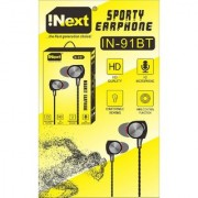 Inext 91 BT Bluetooth Earphone Bluetooth Headset with Mic (Multicolor in The Ear) View Shoppers