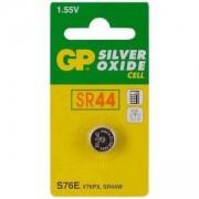 Батерии сребърни SR-44 SW 1.55V GP, GP-BS-SR-44-SW