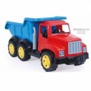 Camion rosu/albastru 34 5x82x31cm - Dolu