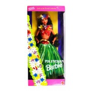 "Mattel Year 1994 Barbie Special Edition ""Dolls of the World Collection"" Series 12 Inch Doll - Polyne"