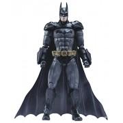 SpruKits DC Comics Batman: Arkham City Batman Action Figure Model Kit, Level 2