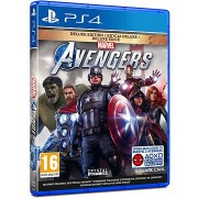 Marvels Avengers: Deluxe Edition - PS4
