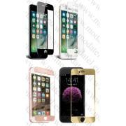 Стъклен протектор за Apple iPhone 7 / iPhone 8 (Темперирано закалено стъкло) '3D style'