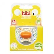 Suzeta din silicon rotunda cu inel, Wild Baby Bibi, + 16 luni