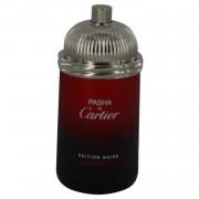 Pasha De Cartier Noire Sport by Cartier Eau De Toilette Spray (Tester) 3.3 oz