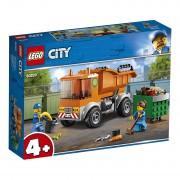 Lego City Great Vehicles (60220). Camion della spazzatura