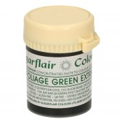 Sugarflair - Max Concentrate Paste Colour FOLIAGE GREEN 42g