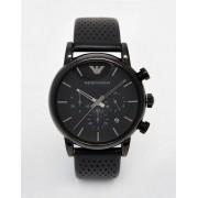 Giorgio Armani Emporio Armani AR1737 watch in black - Black