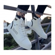 Hombre Zapatos Casual De Correr Fashion-cool-Beige