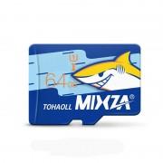 Meco MIXZA Shark Edition Memory Card 64GB TF Card Class10 For Smartphone Camera MP3