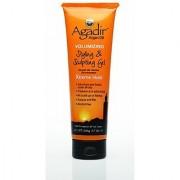 Agadir Argan Oil Volumizing Styling and Sculpting Gel Xtreme Hold 8.7 Ounce
