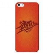 Capinha de Celular NBA - Iphone 5C - Oklahoma City Thunder - Unissex