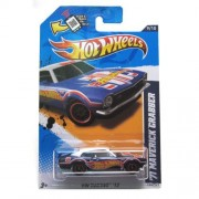 2012 Hot Wheels 71 Maverick Grabber Super Secret Treasure Hunt With Rubber Tires