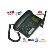 IL TELEFONO FISSO 3G GSM PER ANZIANI CON SCHEDA SIM