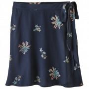 Patagonia - Women's June Lake Skirt - Jupe taille S, noir/bleu