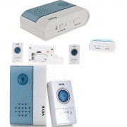 Door Bell-Intelligent Wireless Remote Control 36-Melody Music Tonesj
