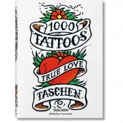 Taschen 1000 Tattoos (tapa dura)
