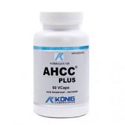 AHCC plus forte – 700 mg – 60 capsule gastrorezistente