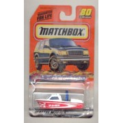 Matchbox 1999-80/100 Series 16 Fire Rescue RED/WHT. Police Launch Boat 1:64 Scale