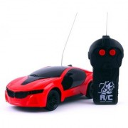 BDW i80 Model Car with 3D Lights and Music Remote Controlled