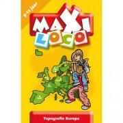 Boosterbox Maxi Loco - Topografie Europa (9-12 jaar)