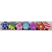 Westcott Eraser Sticks Assorted Patterns