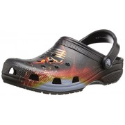 crocs Unisex Classic Star Wars Villain Black Clogs - 12 UK/India (48-49 EU)(202629-001)