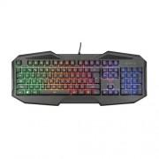 GXT 830-RW Avonn Gaming Keyboard tastatura sa RGB osvetljenjem Trust #21621