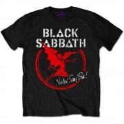 Black Sabbath: Archangel Never Say Die (tricou)