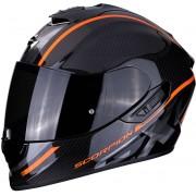 Scorpion EXO 1400 Air Carbon Grand Helm Orange XS