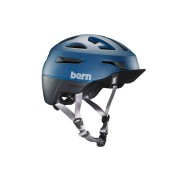 Bern Union Helm - Mat Blauw