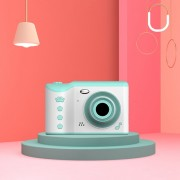 Cámara digital de 2.8 pulgadas con píxeles 1800 vatios y doble lente