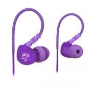 MEEaudio MEE audio M6 Sport-Fi In-Ear Kopfhörer Memory Wire Lila