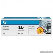 HP LaserJet P1005/ P1006 Print Cartridge, black (up to 1,500 pages) (CB435A)