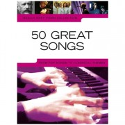 MusicSales Really Easy Piano 50 Great Songs