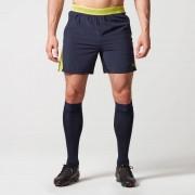 Myprotein Pantalón Corto de Fútbol Strike - XXL - azul marino