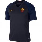 Nike AS Roma Trainingsshirt 2019-2020 Dark Obsidian