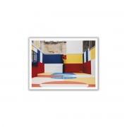 Paper Collective - Basketball Cities 03 (Paris), 30 x 40 cm