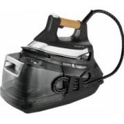 Statie de calcat Rowenta Silence Pro DG9268F0 2800W 1.3L 600gmin Talpa Microsteam 400HD 3De Laser Negru